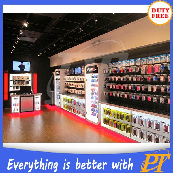 Mobile Accessories Shops Mobile Phone Accessory Display Fixture ...