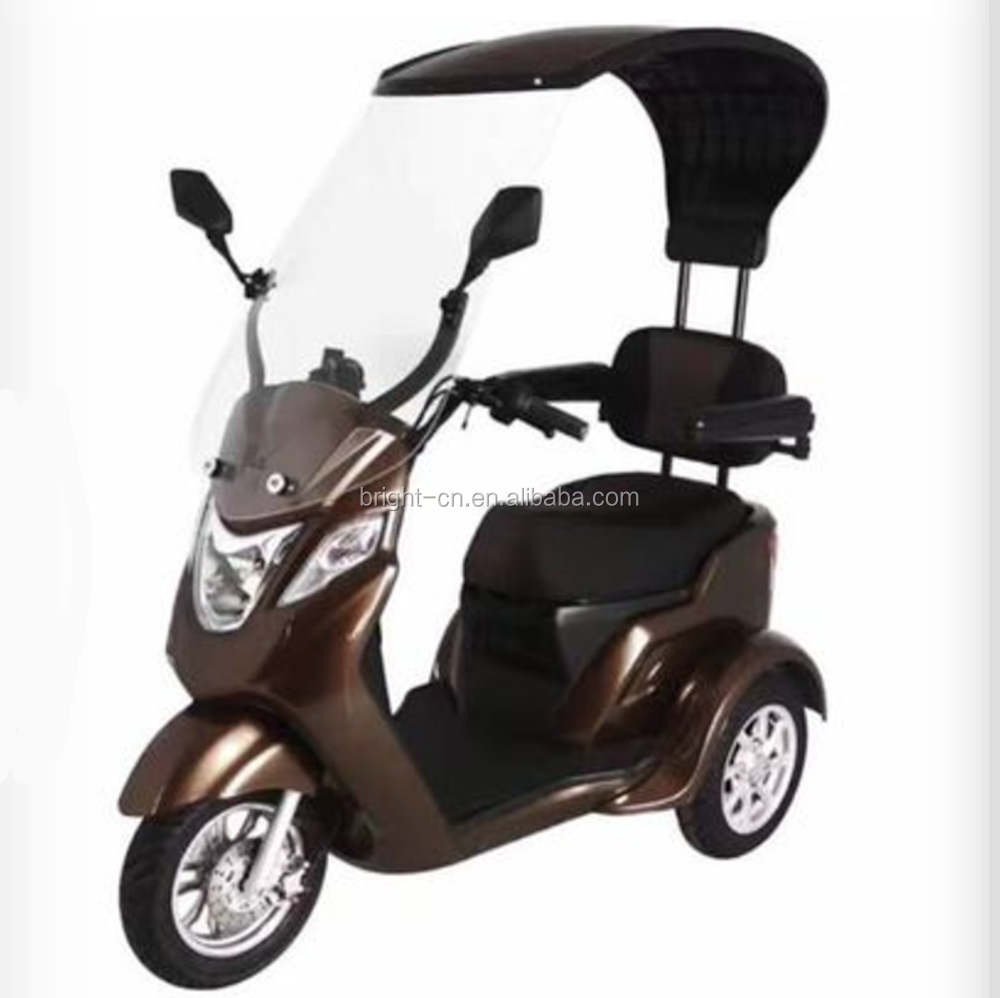 Bicycle Tricycle For Adult Electric 3 Wheels Scooter