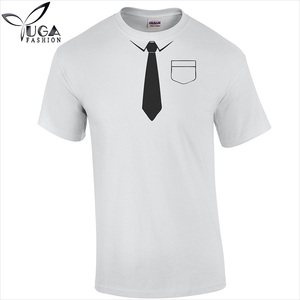 Affordable Price Custom High Quality Unisex Digital Printing Tuxedo t Shirt