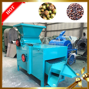 hot sale camellia hazelnut pistachio almond husker hulling peeling small auto tea seed shell removing machine