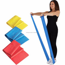 Yoga Exercise Rubber Band,cheap exercise bands