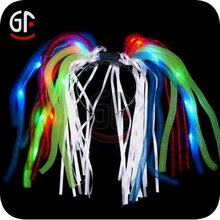 Christmas Ornament Items Gift Ideas Led Flashing Hair Noodle