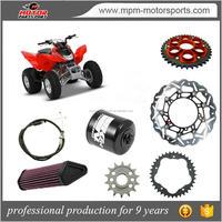 ATV Parts Stainless Steel disc brake rotor for honda TRX 250 300 400