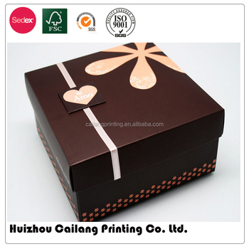 20 Years Professional Cake Paper Box
