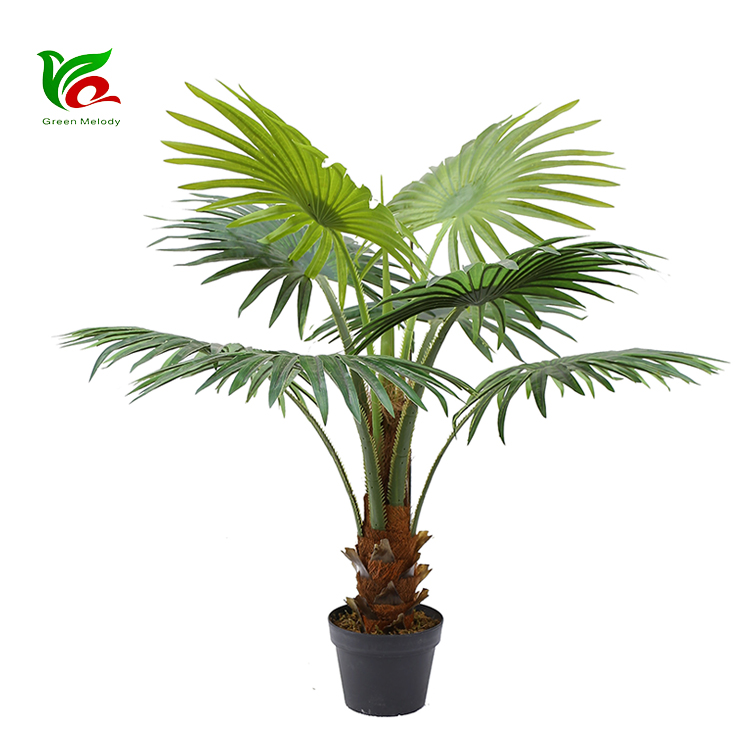 Made in china decoratieve Canada kunstplanten bomen kunstmatige Koning Kokosnotenpalm