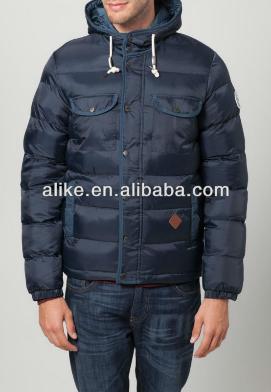 2014 men clothing in jackets winter coat