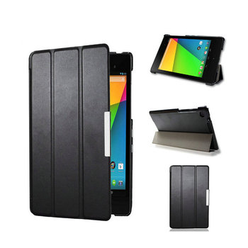 Smart Leather Ultra Slim flip Book Tablet Cover for Asus Google Nexus 7 inch FHD 2nd (2nd Gen.2013) with magnet auto sleep