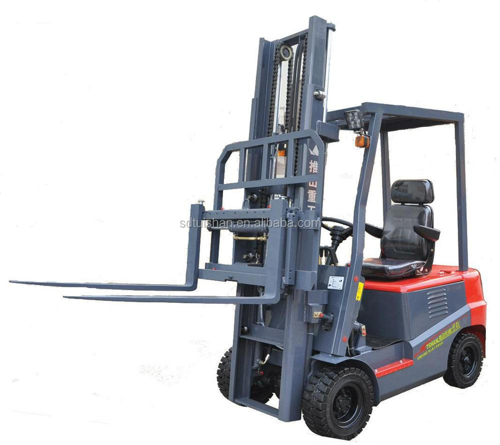 1ton Competitive Price Of Forklift Electric