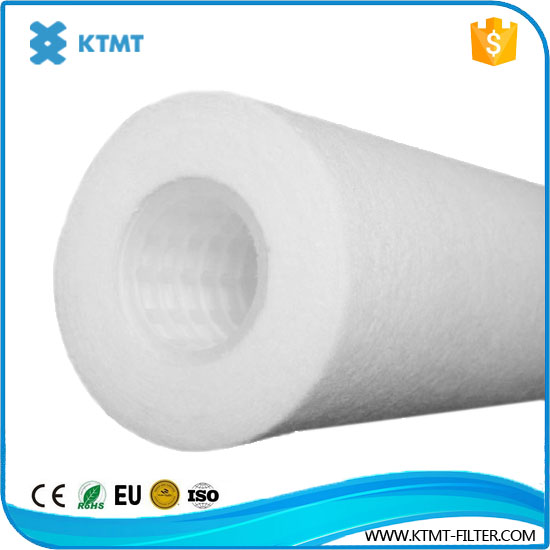 3 micro high quality PP Melt Blown water filter cartridge 1micro/5micro/30 micro/50micro/75micro