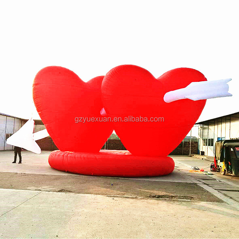 Inflatable Heart, Inflatable Heart Suppliers And Manufacturers At  Alibaba.com