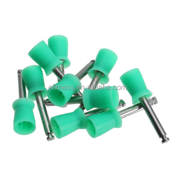 dental Prophy Cups/Dental Latch Type Rubber Polishing Polisher Cup Prophy/dental disposable