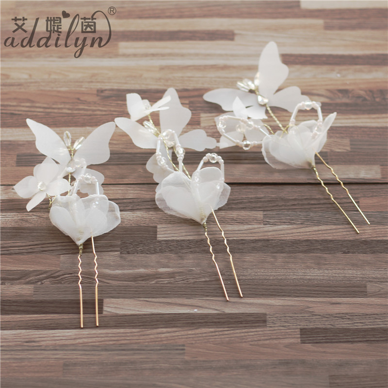 Wholesale New Fashion Bridal Wedding Prom Hair Pins Accessories