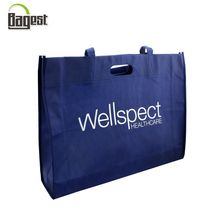professional manufacturer pp non woven printed shopping tote bag