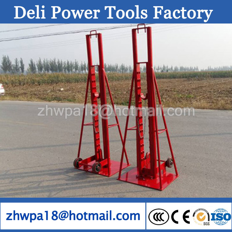 Cable Drum Lifting Jack Cable Drum Jacks Cable Stands