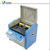 IEC 60156 2018 new arrivals oil test kit insulation oil Dielectric Breakdown Voltage test equipment
