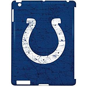 NFL Indianapolis Colts iPad 2&3 Lite Case - Indianapolis Colts Distressed Lite Case For Your iPad 2&3