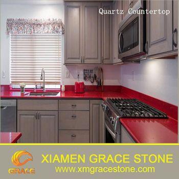 White Red Blue Kitchen Quartz Stone Table Top Buy Blue Stone Table