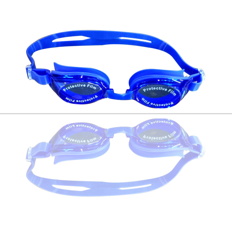 2016 new design shatter-resistant and impact-resistant professional silicone racing swimming goggles for water sports