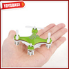 4CM Cheerson 4CH UFO 3D Rotating Micro 2.4G RC Mini Quadcopter CX-10 flying aeroplane toys