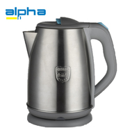 home appliances dubai 1.5l stainless steel boiling electric kettle
