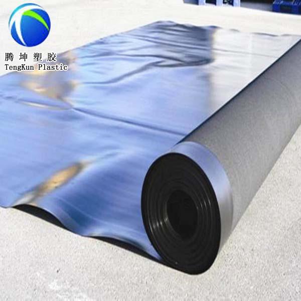 Hdpe Plastic Roof Underlayment Water Membrane Polyethylene
