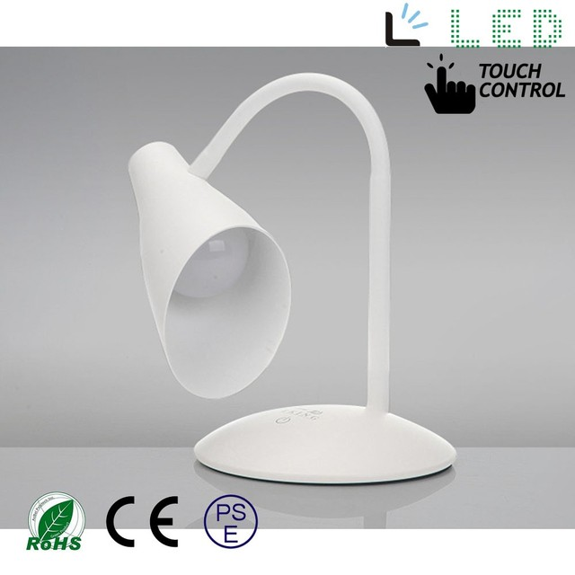 2017 New Products Modern DC 5v LED Desk Light Mini China Supplier Task Reading Table Lamps For Christmas Gifts