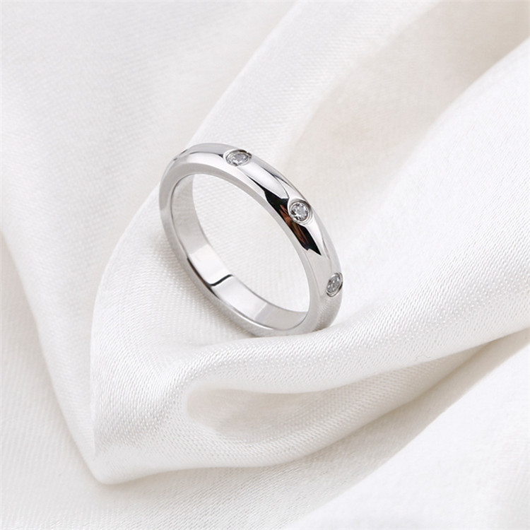 Hot sale wedding products one piece band pigeon anime ring