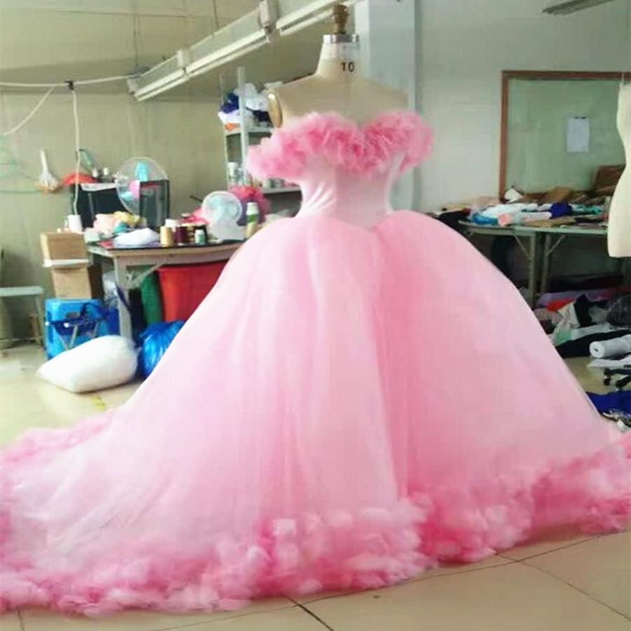 Vestidos Rosa Flor