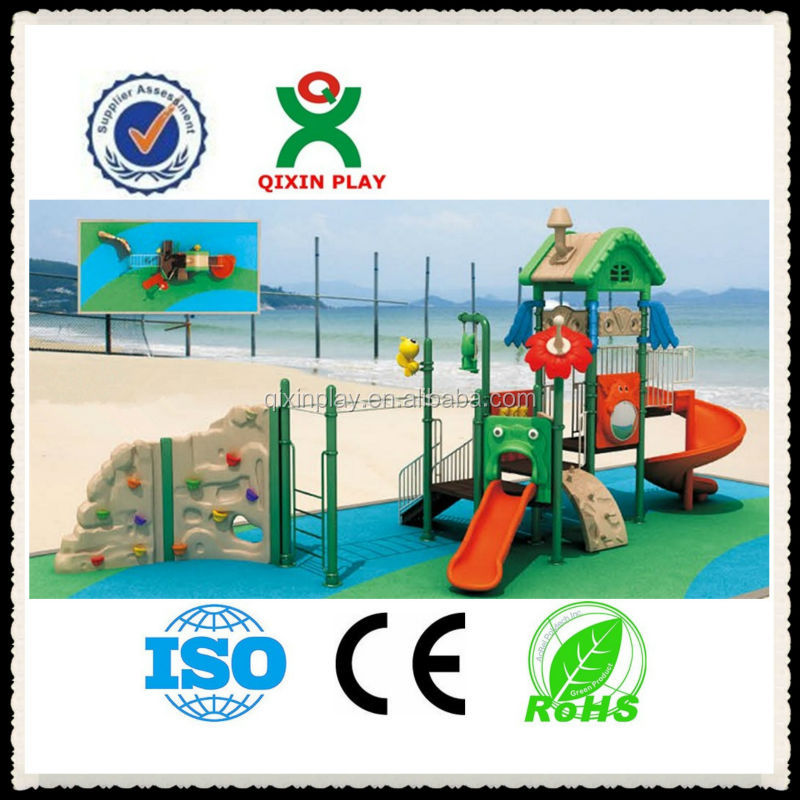 High quality kids outdoor climbing wall games childrens outdoor playsets cool team games for kids QX-11016B