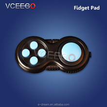 VCEEGO Fidget Hand Shank Pad Relieves Stress Anxiety Attention Toy for Children/Adult Fidget Pad to reduce pressure