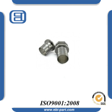 short time delivery aluminum cnc machining part paid by L/C
