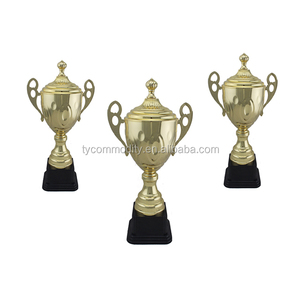 new designs metal trophy, sport trophy cup