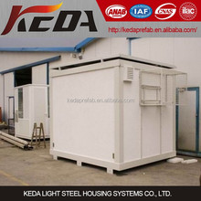 Movable Container Cabin House Kit Home Office for Sale