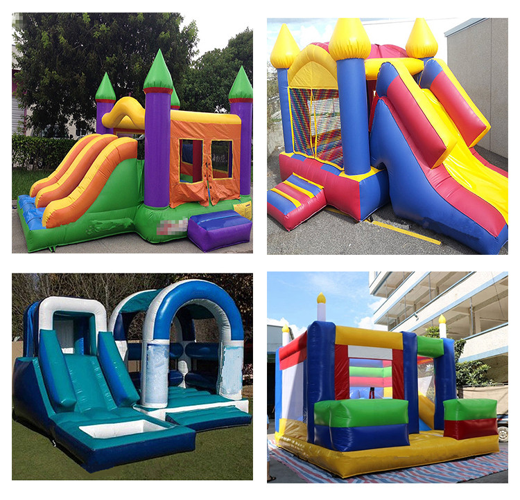 Commercial Outdoor inflatable castle inflatable bouncer