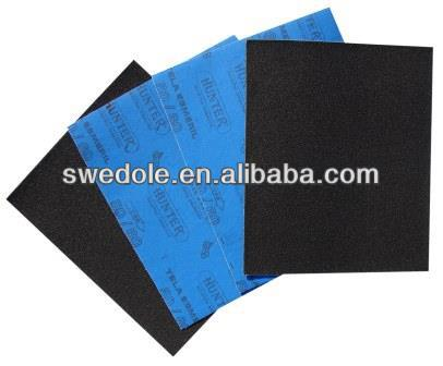 SATC Waterproof abrasive sandpaper for Glass
