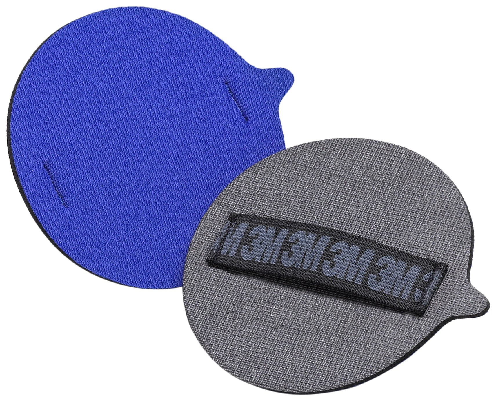 Pack of 20 1//4 Thick 5 Diameter 3M Stikit Disc Hand Pad 45189 Blue//Black 5 Diameter 1//4 Thick