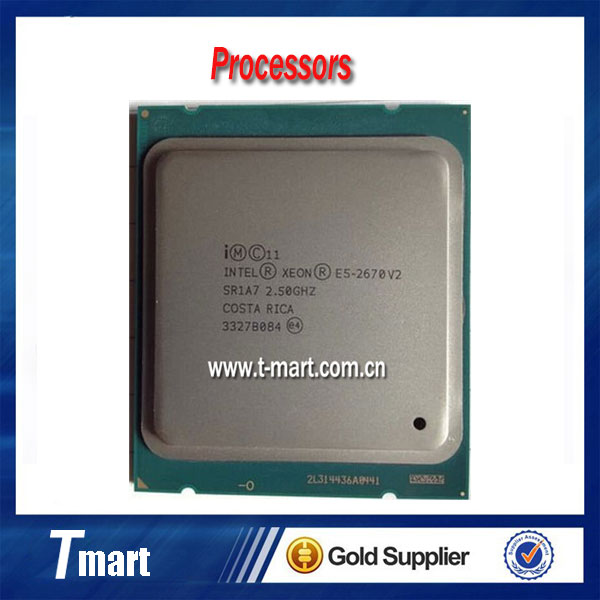 100% working Processors for INTEL E5-2670 V2 CPU,Fully tested.