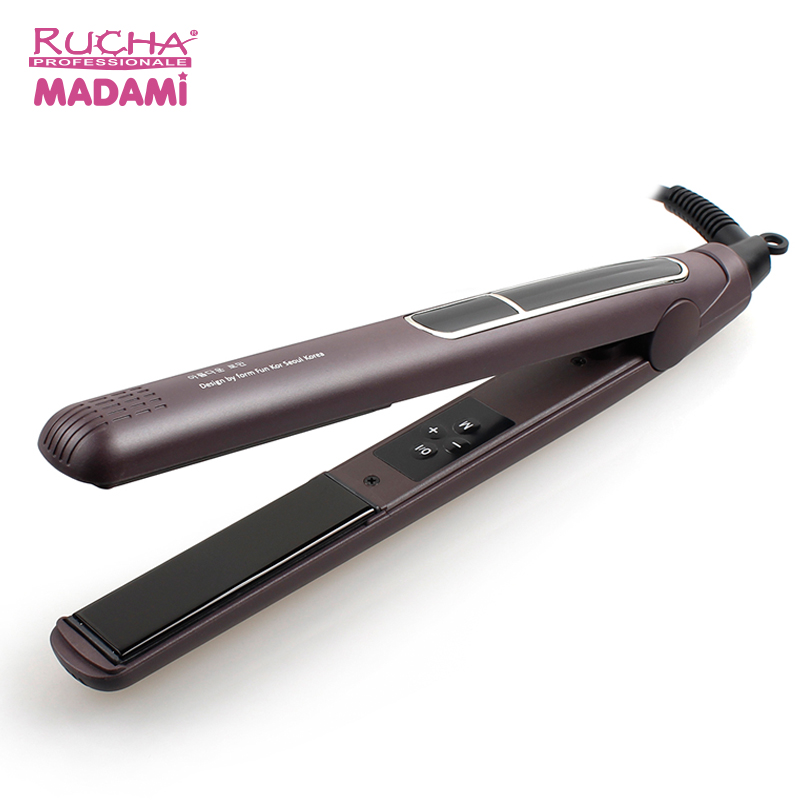 Professional MCH 1'' 230C Cool Fast Heat-up Top Hair Straightener