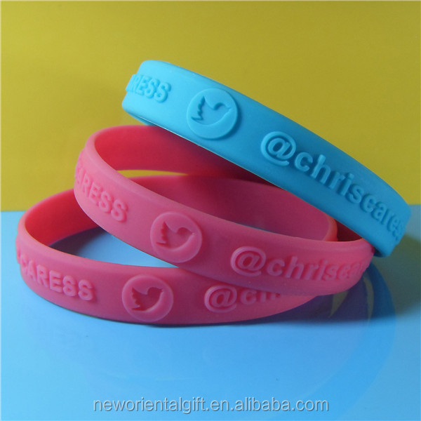 Watch Type Silicone wristbands & bracelets & bangles