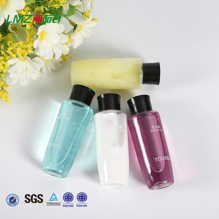 Ad alta capacità hotel rinfrescante organico shampoo per capelli