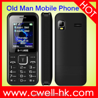 Cheap Price D-Horse D200 Old Man Mobile Phone 1.77 Small Cellphone Unlocked FM Radio Support
