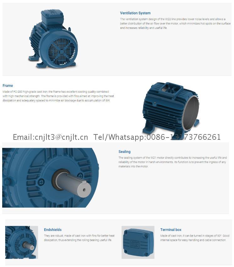 Weg W20 W21 W22 High Efficiency Electric Motor Buy Weg W20 W21