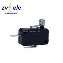 HK - 14 Normally Close micro switch with roller lever 16A 250 volt 2 pins momentary switch