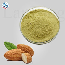 GMP standard high quality apricot kernel extract powder organic almond extract