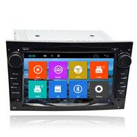 black color dvd car player For opel VECTRA ANTARA ZAFIRA CORSA MERIVA ASTRA Capacitive touch screen WS-8886