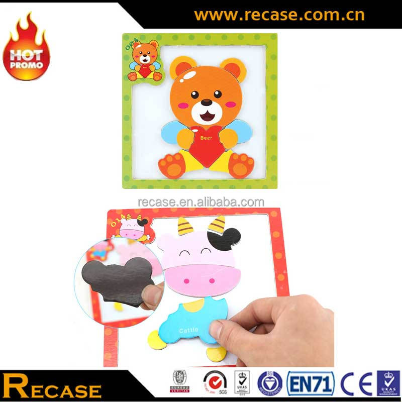 China Manufacturers Customized Promotional Magnetic Toys New Promotion Product Educational Wooden Toys