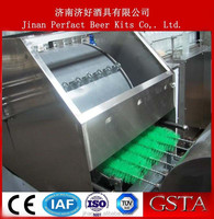 New Glass bottle washing machine/glass bottle washer/Normal bottle washing machine