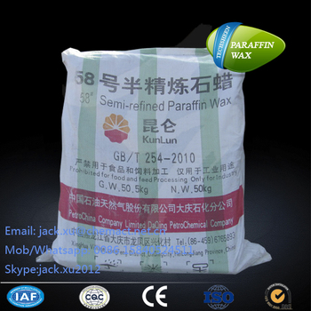 Paraffin Wax With Fushun Petrochemical For Candle Industry Uses - Buy  Paraffin Wax,Fushun Refinery Paraffin Wax,Wax For Candle Industry Product  on