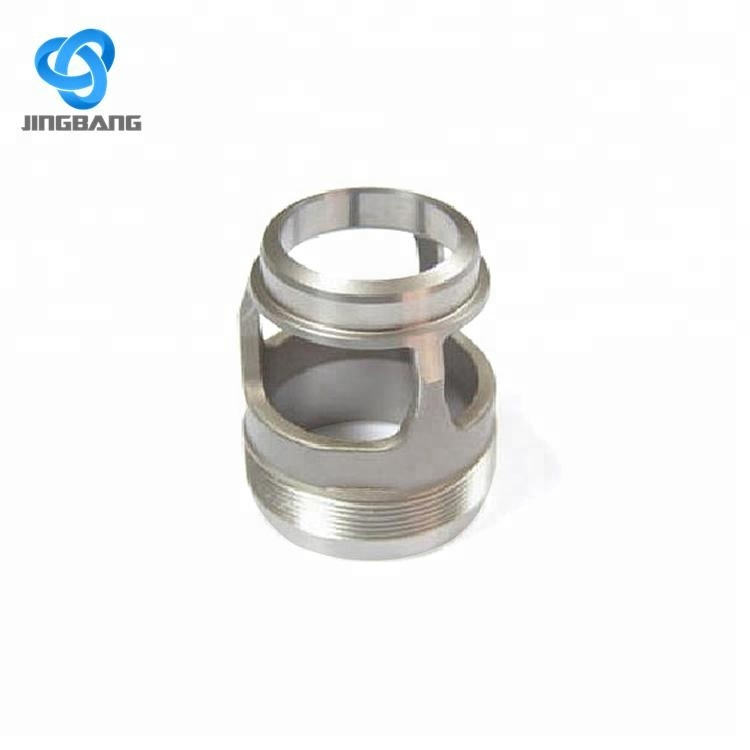 Automobile parts Titanium stainless steel brass machining