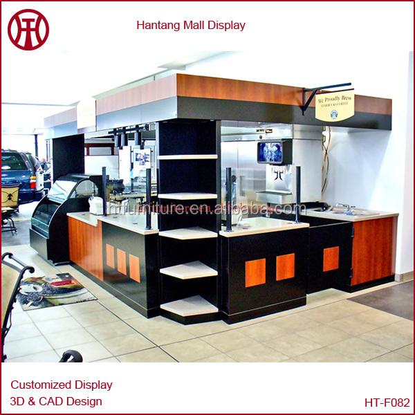 Fast Food Kiosk Business Plan
